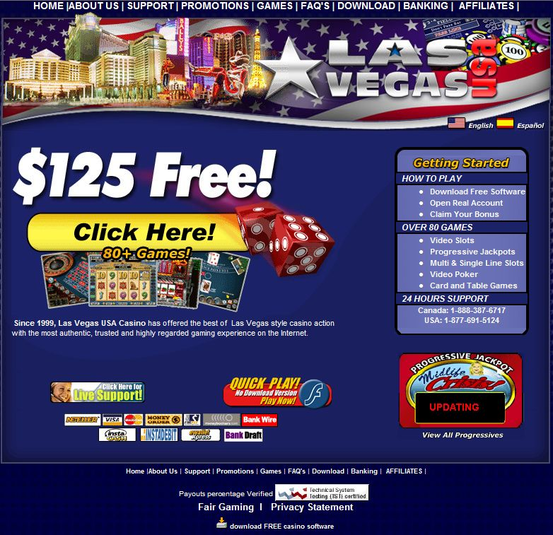 Casino las vegas no deposit bonus code 2013 the cable guy mystic lake casino